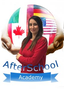Alicia trabajadora escuela de idiomas