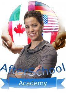 Barbara trabajadora escuela de idiomas