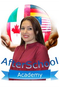 Profesora nativa escuela de idiomas
