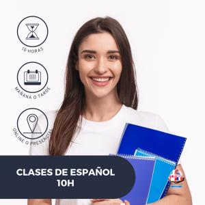 Curso de español 10 horas