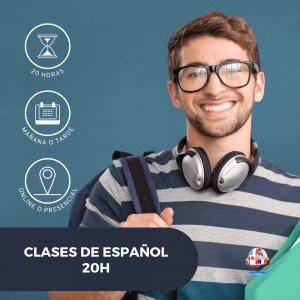 Curso de español 20 horas