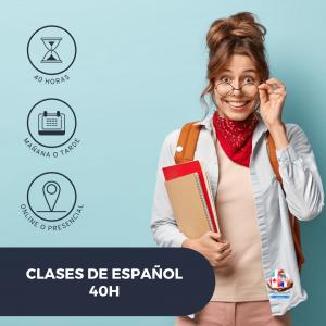 Curso Español 40 horas